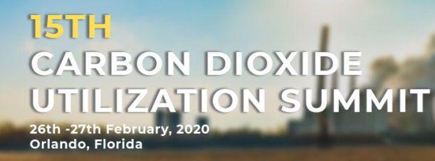 15th Carbon Dioxide Utilisation Summit