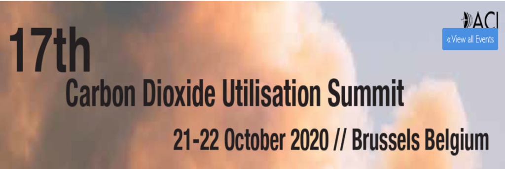 17th Carbon Dioxide Utilisation Summit